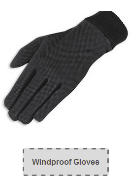 Windproof Glove Liners